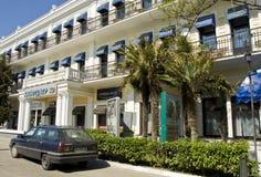 Yalta, hotel Royalty Free Stock Photo