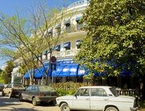 Yalta, hotel Stock Images