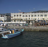 Yalta, Krim lizenzfreies stockbild