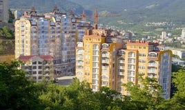 Yalta Krim arkivfoto