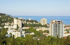 Yalta Krim royaltyfria bilder