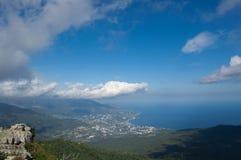 Yalta, Krim, Ukraine Stockfoto