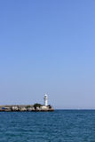 Yalta-Leuchtturm Lizenzfreie Stockfotografie