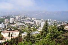 Yalta morning Royalty Free Stock Image
