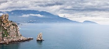 Yalta.November Stock Photography