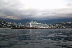 Yalta port Fotografia Royalty Free