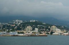 Yalta port Royalty Free Stock Photography