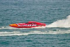 Yalta Prix grand de la mer 2010 Images libres de droits