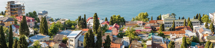 Yalta Сrimea Royalty Free Stock Image