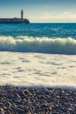 Yalta sea bay_2 Royalty Free Stock Photography