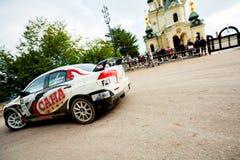 YALTA, UKRAINA 09 14 2013 WOG Yalta wiecu Fest Obraz Royalty Free