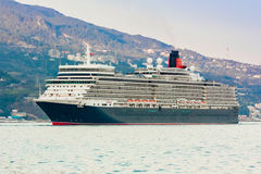 YALTA, UKRAINE - OCTOBER 7: First visit of the Queen Elizabeth s Stock Photo