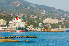 YALTA, UKRAINE - OCTOBER 7. Stock Photography