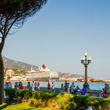 YALTA, UKRAINE - OCTOBER 7. Stock Photo