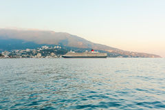 YALTA, UKRAINE - OCTOBER 7. Royalty Free Stock Photography