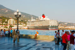 YALTA, UKRAINE - OCTOBER 7. Stock Images
