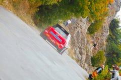 YALTA, UKRAINE 09.14.2013. WOG Yalta Rally Fest. Stock Photo