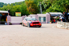YALTA, UKRAINE 09.14.2013. WOG Yalta Rally Fest. Stock Images