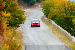 YALTA, UKRAINE 09.14.2013. WOG Yalta Rally Fest. Royalty Free Stock Images