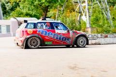 YALTA, UKRAINE 09.14.2013. WOG Yalta Rally Fest. Royalty Free Stock Images