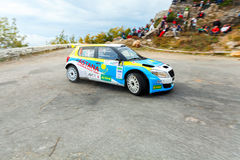 YALTA, UKRAINE 09.14.2013. WOG Yalta Rally Fest. Stock Images