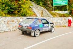 YALTA, UKRAINE 09.14.2013. WOG Yalta Rally Fest. Stock Image
