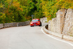 YALTA, UKRAINE 09.14.2013. WOG Yalta Rally Fest. Stock Photography