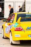 YALTA, UKRAINE 09.13.2013. WOG Yalta Rally Fest. Royalty Free Stock Image
