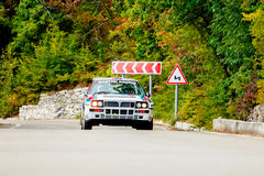 YALTA, UKRAINE 09.14.2013. WOG Yalta Rally Fest. Stock Photos