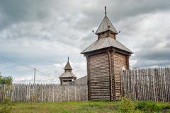 Yalutorovsk. Sretensky fortress. Russia Royalty Free Stock Photography