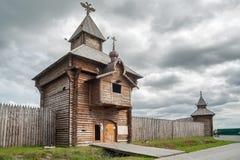 Yalutorovsk. Sretensky fortress. Russia Royalty Free Stock Image