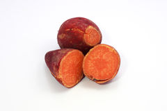 Yam cooked Royalty Free Stock Photography