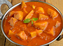 Yam Curry Stock Images