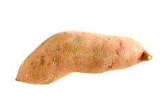 Yam or sweet potato Stock Photography
