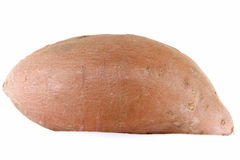 Yam or sweet potato royalty free stock photography