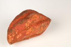 Yam or sweet potato Royalty Free Stock Image