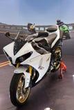 Yamaha, супер спорт, YZF-R1 Стоковая Фотография