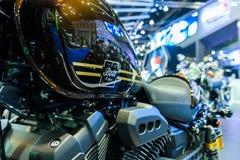 Yamaha bolt motorcycle Royalty Free Stock Photos