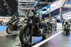 Yamaha bolt motorcycle Royalty Free Stock Image