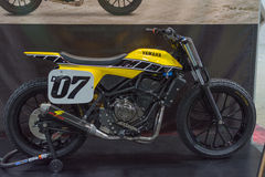 Yamaha DT-07 Flat Track 60th Anniversary edition Stock Photography