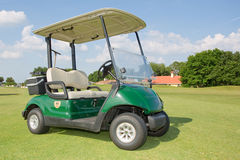 Yamaha Golf Cart Royalty Free Stock Photo