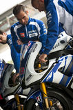 Yamaha Mechanics Stock Photos