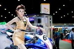 Yamaha motoGP Arkivbilder