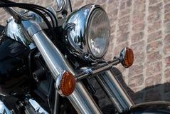 Yamaha motorcycle Royalty Free Stock Photography