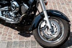 Yamaha motorcycle Royalty Free Stock Photos