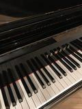 yamaha pianino Fotografia Royalty Free