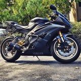 Yamaha 2014 r6 Foto de archivo libre de regalías