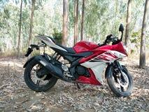 Yamaha R15 στοκ φωτογραφία με δικαίωμα ελεύθερης χρήσης