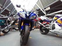 Yamaha r6 zdjęcie stock
