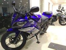 Yamaha R15 imagens de stock royalty free
